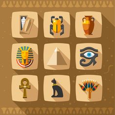 http://dribbble.com/shots/1394834-Ancient-Egypt-have-a-very-very-inspiring-art/attachments/202042