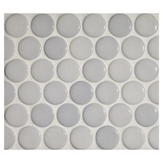 Penny Round Mosaic | Dunhim - Gloss | Complete Tile Collection