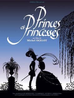 Princes et Princesses Michel Ocelot