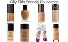 Beauty By Lee: Picking Your Best Foundation Pt 2 || Foundation For Your Oily Skin