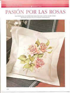 Pintura em Tela Rosas - Lidia Arte - Веб-альбомы Picasa