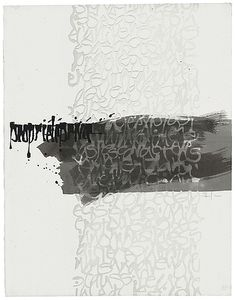 Calligraphy by Denise Lach