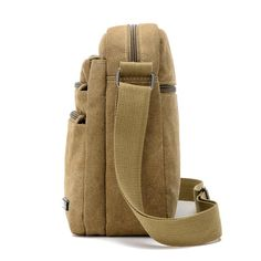 Men Canvas Outdoor Crossbody Bags Leisure Multi-Function Shoulder Bags is hot-sale, many other cheap crossbody bags on sale for men are provided on NewChic. Cheap Crossbody Bags, Messenger Bag Men, Goods And Service Tax, Republic Of The Congo, St Kitts And Nevis, Bag Sale, Ghana, Cambodia, Shoulder Bags