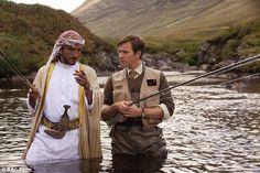 - Il Pescatore di Sogni -  Pescare salmoni nello Yemen?  E' il sogno di uno sceicco a dar inizio questo viaggio.