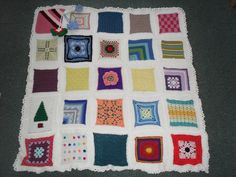 Ta - Dah! Introducing SIBOL 45! Jan Eaton (1).  'Please add note if you see your Square! :) by MRS TWINS, via Flickr