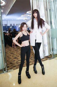 191cm Hong Xuan is a Vietnamese model.