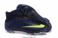 7bc5b6089 New Nike Mercurial Superfly FG ID Soccer Cleats Blue Black Volt