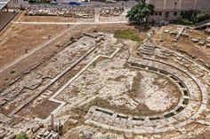Ancient Theater of Zea Piraeus