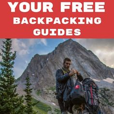Your backpacking food needs to provide high levels of nutrition, require minimal preparation and be lightweight. Here are backpacking food ideas from the experts.