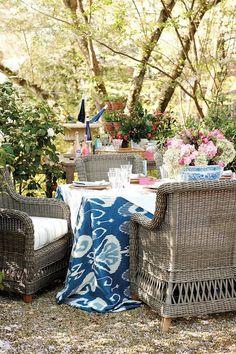 Garden Party by Danielle Rollins