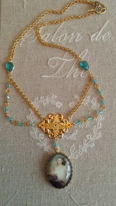Maiden of the Sea necklace.