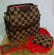 81f497ba02689 Image result for louis vuitton cake Louis Vuitton Cake, Handbag Cakes,  Purse Cakes,