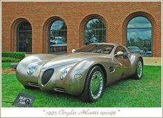 1995 Chrysler Atlantic Concept