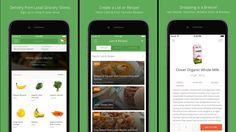 An app to replace a trip to the grocery store