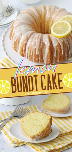 Best Lemon Cake Recipe, Homemade Lemon Cake, Lemon Dessert Recipes, Healthy Cake Recipes, Delicious Cake Recipes, Homemade Cake Recipes, Lemon Recipes, Yummy Cakes, Sweet Recipes