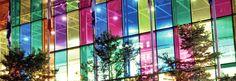 Kleurenfolie voor opvallende raambelettering - TintTotaalTintTotaal