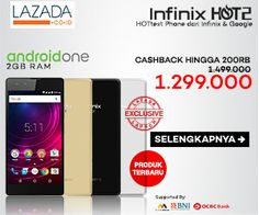 ID Mobile and Tablets - Infinix Hot 2 Android One