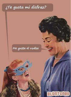 Me gusta el Vodka
