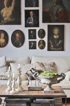 K & Co.  French Antique & Vintage Industrial. Copenhagen. Homepage: www.k-co.dk