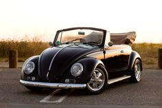 Black volkswagen bettle 1965 I really like the hard tops too!! - LGMSports.com