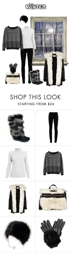 """Untitled #6475"" by msdanasue ❤ liked on Polyvore featuring Tecnica, Acne Studios, Rumour London, River Island, Marc by Marc Jacobs and Imoni"