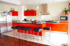 3 #Kitchen Design Tips from a Famous Decorator