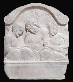Donatello e Bartolomeo Bellano, Pietà con Angeli e Marie, esposto al Museo Eremitani fino al 26 luglio 2015