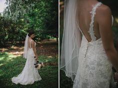 Country Club Wedding featuring a Stella York wedding dress