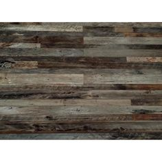 Four Seasons Outdoor Product Barnwood Shiplap X Variable Length Up To Deep Patina Reclaimed Wood Shiplap Wal Pine Walls, Wood Walls, Pallet Walls, Pallet Tv, Wood Flooring, Pallet Wall Bedroom, Bedroom Decor, Pallet Beds, Wood Ceilings