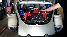 Fusca Motor Subaru Parte - 2
