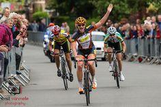 Demmy Druyts wint het Wielergala in De Pinte. Proficiat Demmy.
