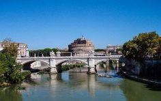 Engelsburg in #Rom #Italien