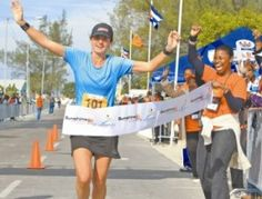 Marathon Bahamas, takes place every January in the bahamas. And has grown to a premier event, hosting world class runners and premiere live events hosted by Atlantis