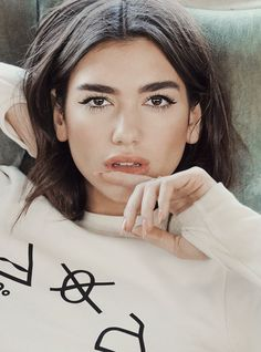 Dua Lipa  photographed by Daniel Kennedy for Billboard