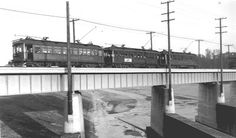 Photo: Unknown photographer, undated, but shot after the LA River was lined in cement. Red Car heading toward Glendale from Monte Sano at the Hyperion Bridge. (Click on photo to enlarge.)  For many years, neighbors and Red Car Trolley enthusiasts have been sharing neighborhood photos with me. Unfortunately, the photos often don't have photo credits or dates Corralitas Red Car Property: September 2010