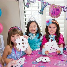 Frozen Ideas: Games & Activities - Click to View Larger