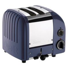 Dualit 27159 2 Slice NewGen Toaster - Lavender Blue - 27159