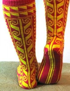 wow!  #knitting #socks