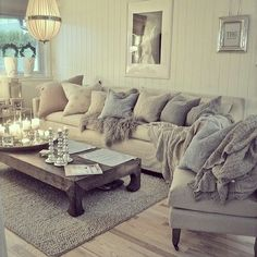 Romantic home decor