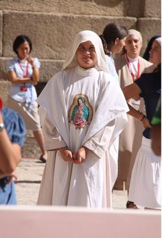The Eucharistic sisters of our Lady of Guadalupe and the heavenly father