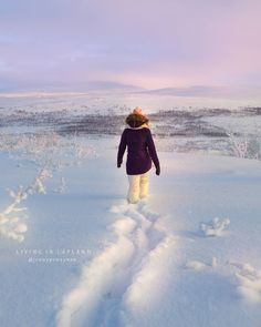 ❄️🌸✨Snowy Walks in Lapland✨🌸❄️ Beautiful weekend all you sweet people around the world ✨❄️🌸 . People Around The World, Around The Worlds, Lapland Finland, Winter Snow, Walks, Northern Lights, Clouds, Sweet, Outdoor