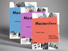 Masterclass book series.