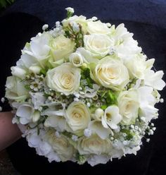 Hvit, rund og vakker♡