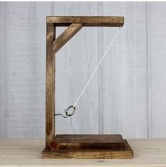 Tabletop Ring & Hook Game - Mini Version of Bar/Pub Hook & Ring Game You are in the right place about Tabletop Games dungeons and dragons Here we offer you the most beautiful pictures about the Tablet Diy Yard Games, Backyard Games, Outdoor Games, Garden Games, Ring Game, Ring Toss, Woodworking Projects Diy, Diy Wood Projects, Woodworking Furniture