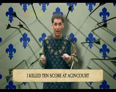 Horrible Histories Kings and Queens Song