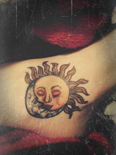 moon tattoos tattoo design like this tattoo with the blue bird on my ...