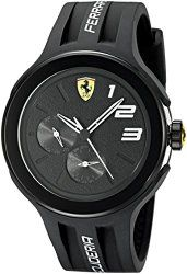 Ferrari Men's 830225 FXX Black Sport Watch