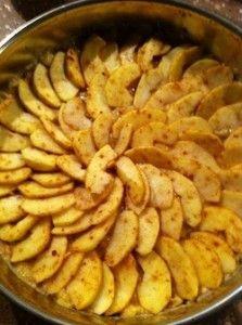 Appeltaart - vrij van gluten en suiker - erg lekker! - Goed Eten Gezond Leven