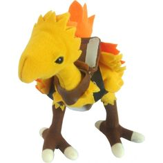 Final Fantasy XI Lovely Plush Doll Selection: Chocobo