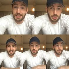 New!! Chris sending another sweet message for one of his fans #ChrisEvans…